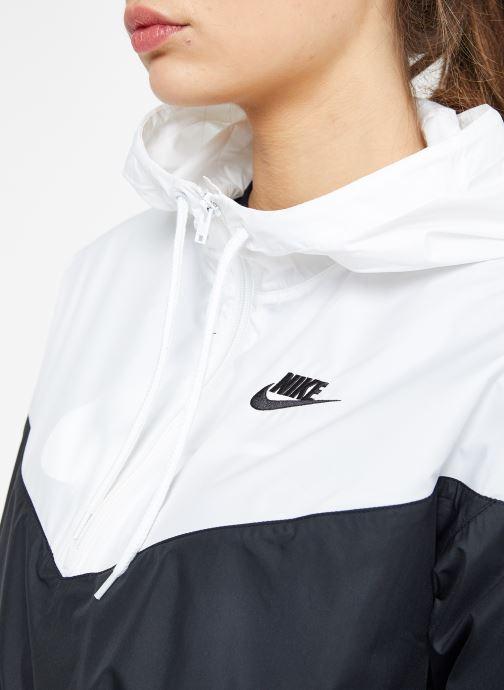 Vêtements Nike W Nike Sportwear Hrtg Jacket Wndbrkr Noir vue face