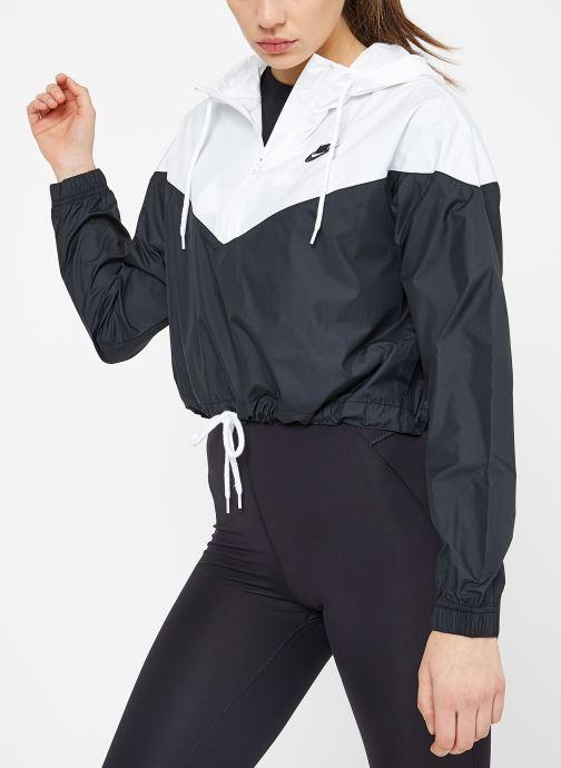 Vêtements Nike W Nike Sportwear Hrtg Jacket Wndbrkr Noir vue droite