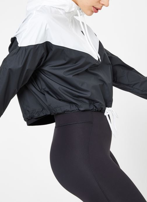 Kleding Nike W Nike Sportwear Hrtg Jacket Wndbrkr Zwart detail