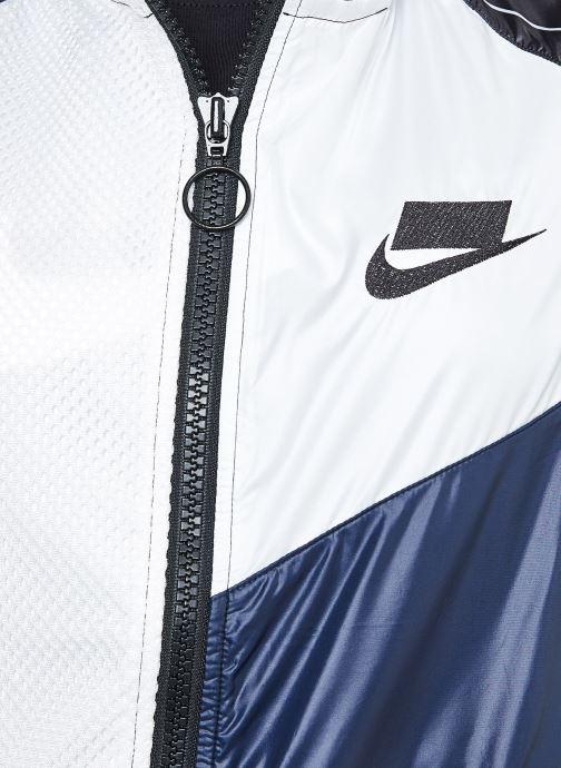 Vêtements Nike W Nike Sportwear Nike Sportwear Trk Jacket Wvn Noir vue face