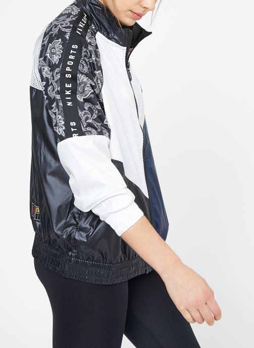 black Nike Wvn Jacket W Trk Sportwear Black white Bwq0BUp6