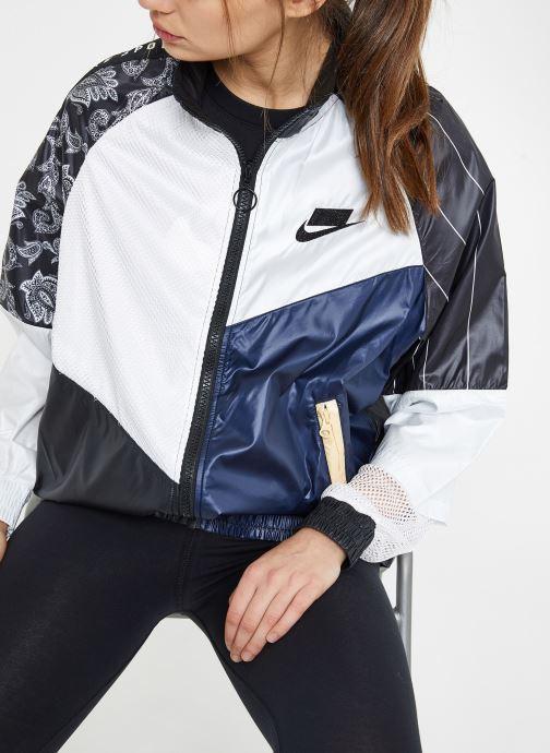 Vêtements Nike W Nike Sportwear Nike Sportwear Trk Jacket Wvn Noir vue détail/paire