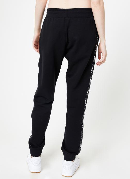 Vêtements Nike W Nike Sportwear Pant Logo Tape Noir vue portées chaussures