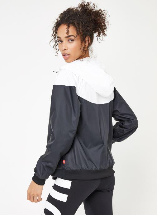 Kleding Nike W Nike Sportwear Wr Jacket Zwart model