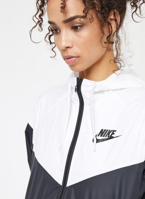 Kleding Nike W Nike Sportwear Wr Jacket Zwart voorkant