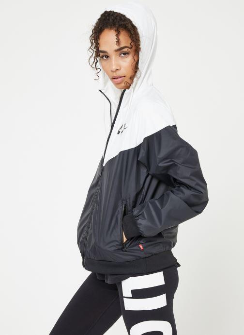 Kleding Nike W Nike Sportwear Wr Jacket Zwart rechts