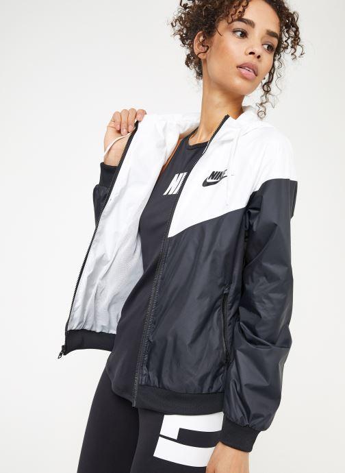 Kleding Nike W Nike Sportwear Wr Jacket Zwart detail