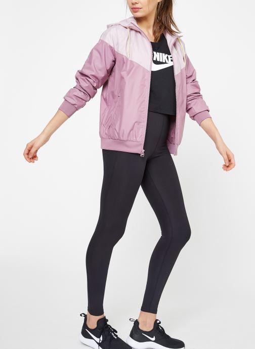 Ropa Nike W Nike Sportwear Wr Jacket Rosa vista de abajo