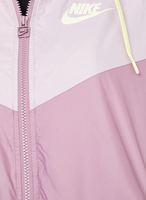 Ropa Nike W Nike Sportwear Wr Jacket Rosa vista de frente