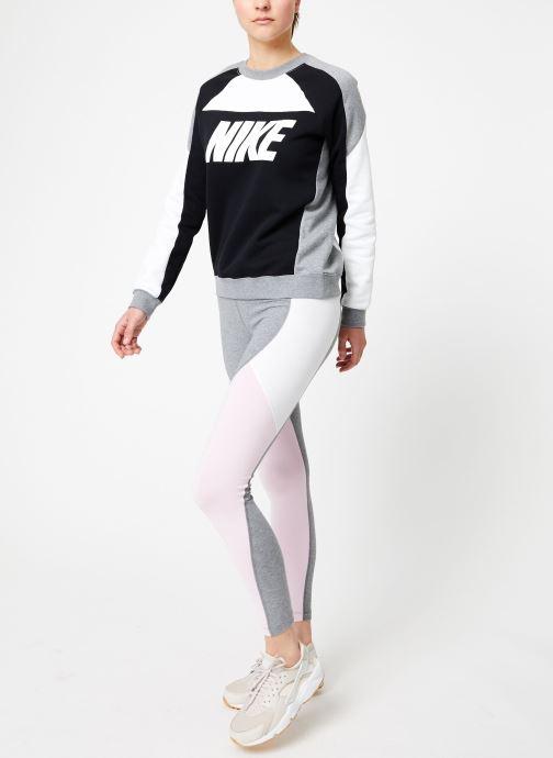 Ropa Nike W Nike Sportwear Legasee Leggings Nike Cb Gris vista de abajo