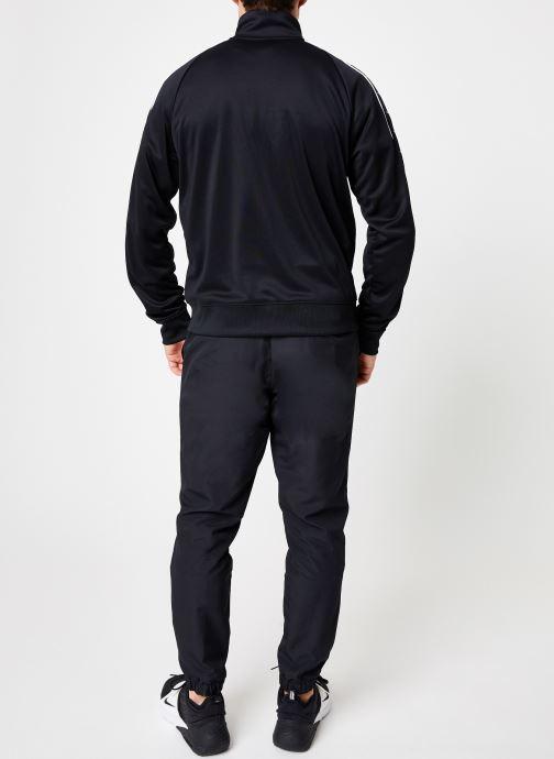 Vêtements Nike M Nike Sportwear Hbr Jacket Pk Stmt Noir vue portées chaussures