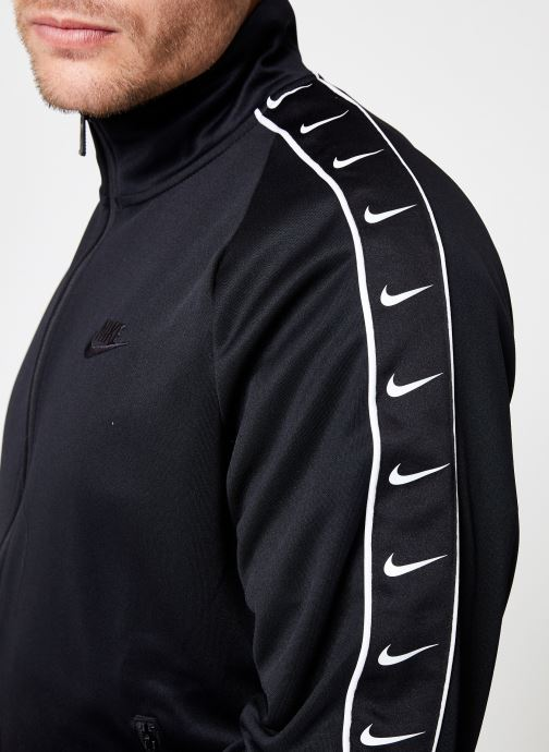 Tøj Nike M Nike Sportwear Hbr Jacket Pk Stmt Sort se forfra
