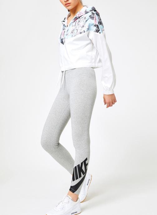 Ropa Nike W Nike Sportwear Legasee Leggings 7/8 Futura Gris vista de abajo