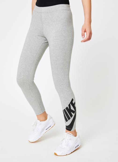 Vêtements Nike W Nike Sportwear Legasee Leggings 7/8 Futura Gris vue détail/paire