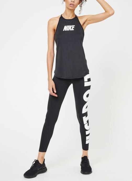 Black W District Elong sleevetka Tr Grx VêtementsSweats white Nike Sport IWD9EH2