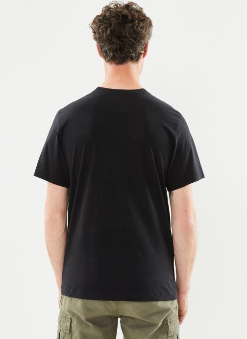 Kleding Nike M Nike Sportwear Club Tee Zwart model