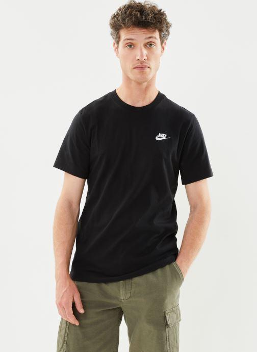 Vêtements Nike M Nike Sportwear Club Tee Noir vue droite