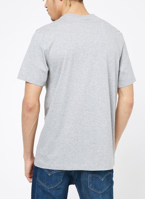 Kleding Nike M Nike Sportwear Club Tee Grijs model