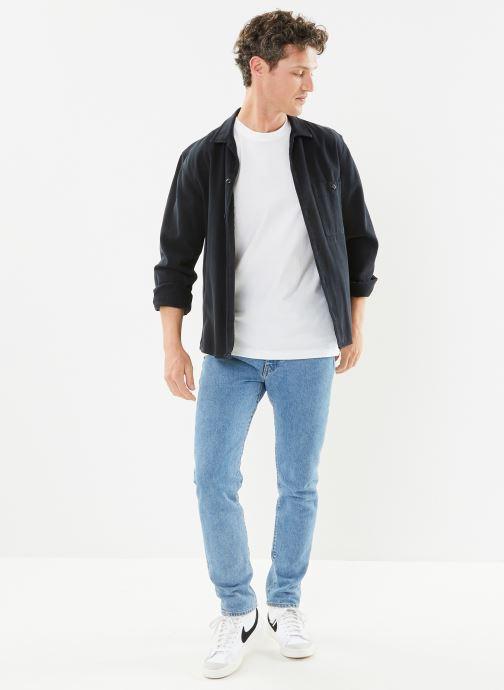 Tøj Nike M Nike Sportwear Club Tee Hvid se forneden