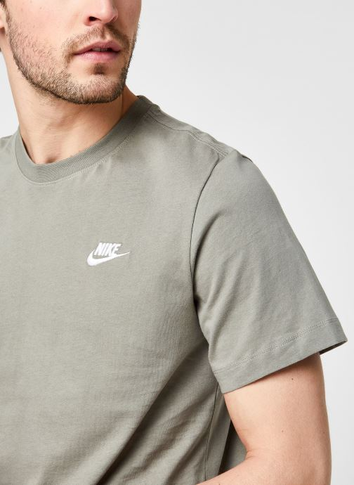 Vêtements Nike M Nike Sportwear Club Tee Vert vue face