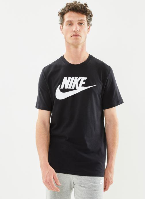 Vêtements Nike M Nike Sportwear Tee Icon Futura Noir vue droite
