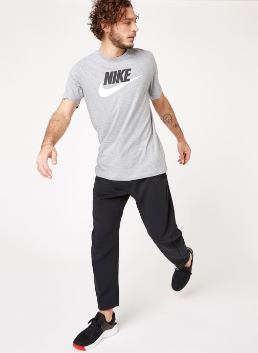 Vêtements Nike M Nike Sportwear Tee Icon Futura Gris vue bas / vue portée sac