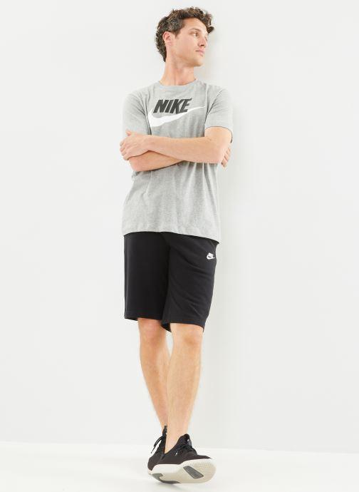 Tøj Nike M Nike Sportwear Tee Icon Futura Grå se forneden