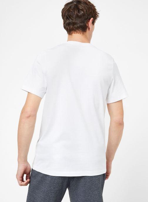 Kleding Nike M Nike Sportwear Tee Icon Futura Wit voorkant