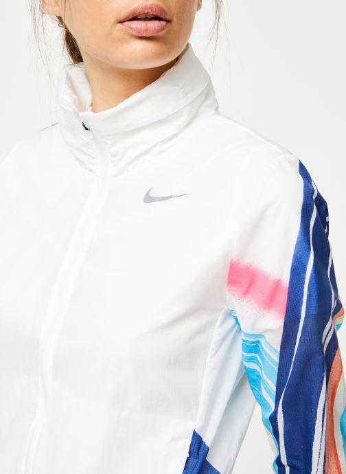Ropa Nike W Nike Imp Lt Jacket Hd Eva Blanco vista de frente