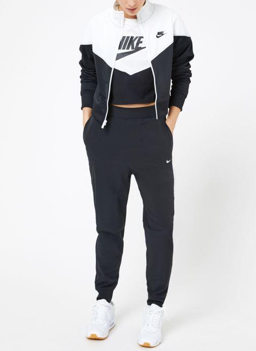 Vêtements Nike W Nike Sportwear Hrtg Track Jacket Pk Noir vue bas / vue portée sac