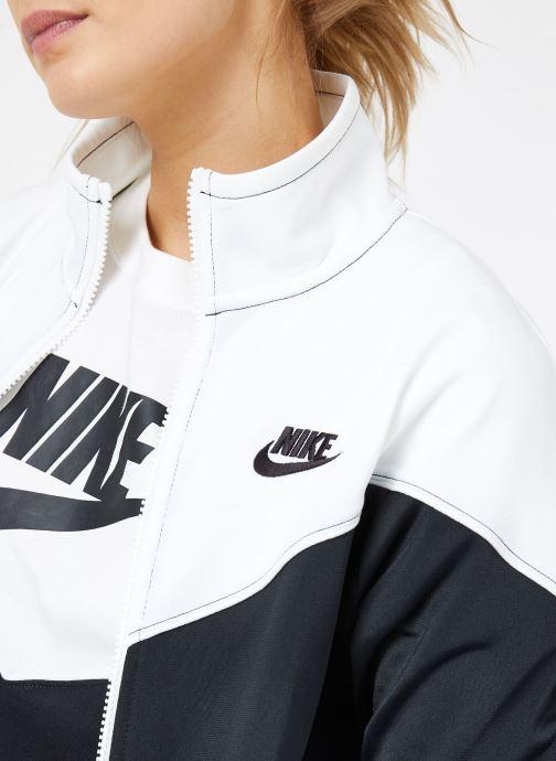 Vêtements Nike W Nike Sportwear Hrtg Track Jacket Pk Noir vue face