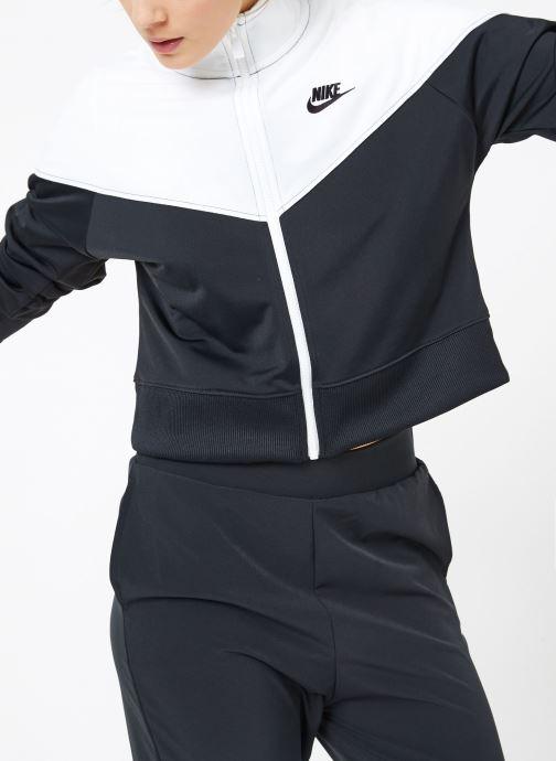Vêtements Nike W Nike Sportwear Hrtg Track Jacket Pk Noir vue droite
