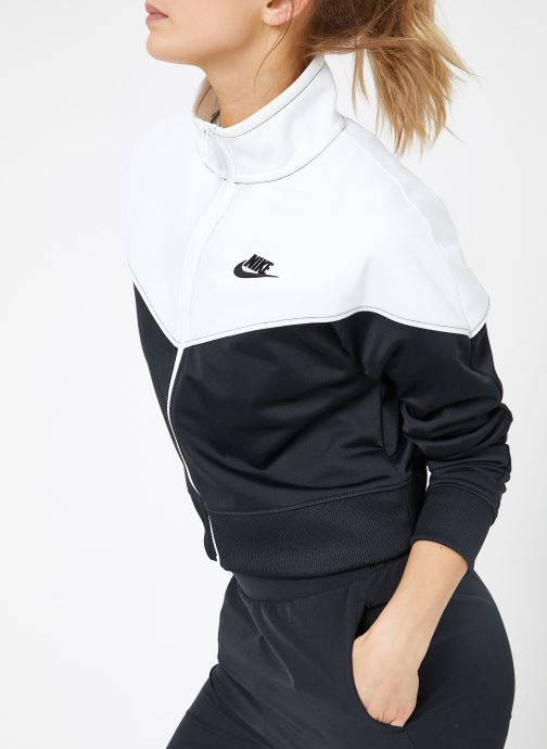 Vêtements Nike W Nike Sportwear Hrtg Track Jacket Pk Noir vue détail/paire