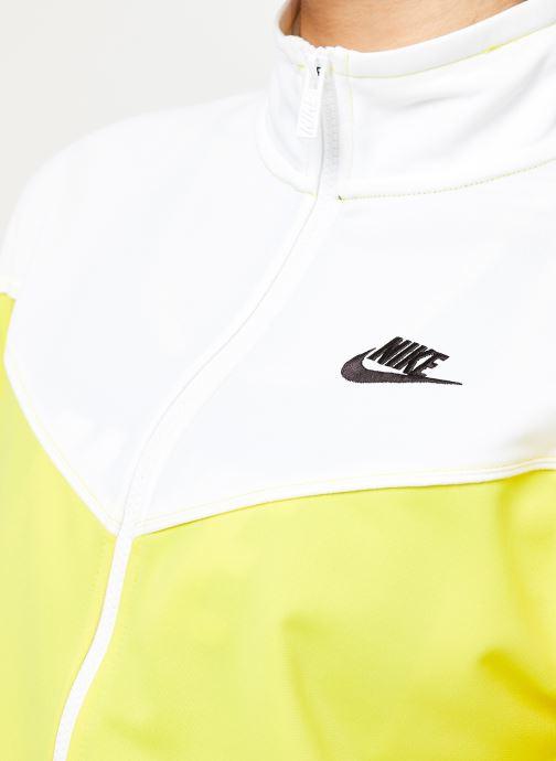 Vêtements Nike W Nike Sportwear Hrtg Track Jacket Pk Jaune vue face