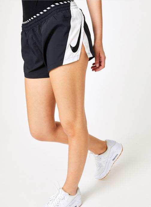 Kleding Nike W Nike Elevate Trck Short Sd Zwart detail
