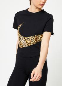 W Nike Sportwear Top Short-Sleeve Crop Anml