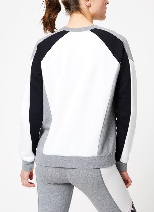 Kleding Nike W Nike Sportswear Crew Flc Cb Zwart model