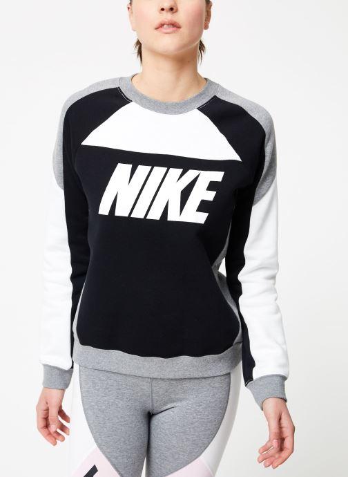 Kleding Nike W Nike Sportswear Crew Flc Cb Multicolor rechts