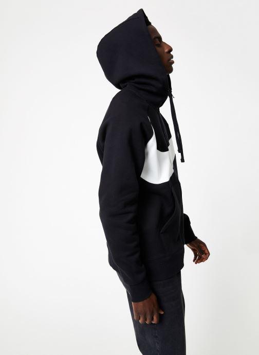 Vêtements Nike M Nike Sportwear Hbr Hoodie Full Zip  Stmt Noir vue droite