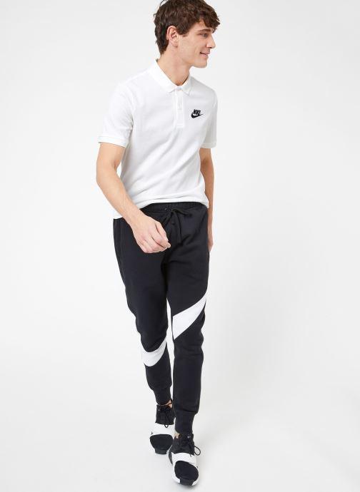 Kleding Nike M Nike Sportwear Hbr Pant  Stmt Zwart onder