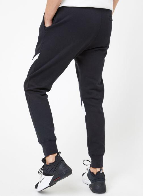 Vêtements Nike M Nike Sportwear Hbr Pant  Stmt Noir vue portées chaussures