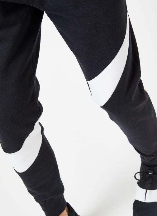 Kleding Nike M Nike Sportwear Hbr Pant  Stmt Zwart voorkant