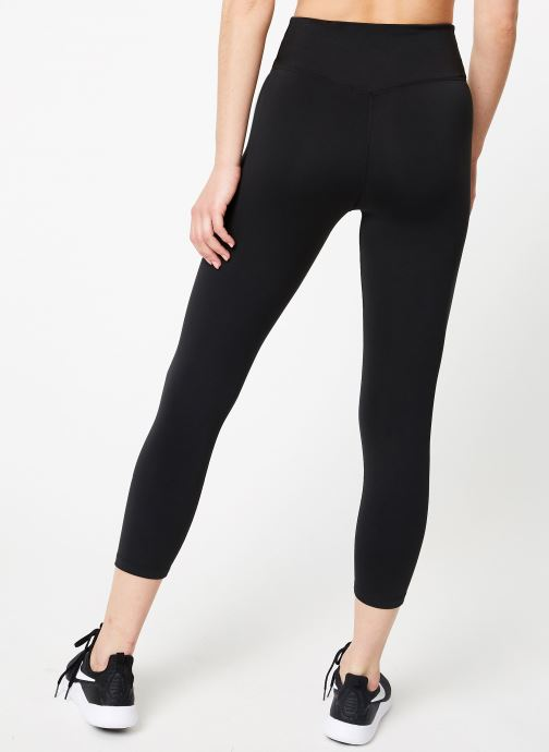 Vêtements Nike W Nike All-In Crop Noir vue portées chaussures
