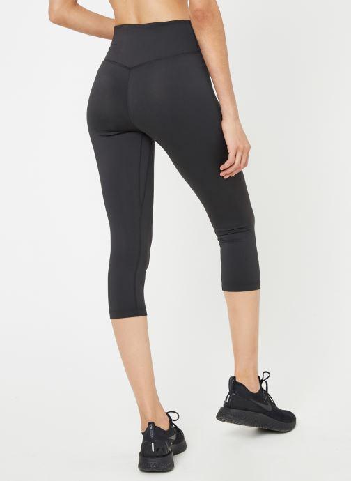 Vêtements Nike W Nike All-In Capri Noir vue portées chaussures