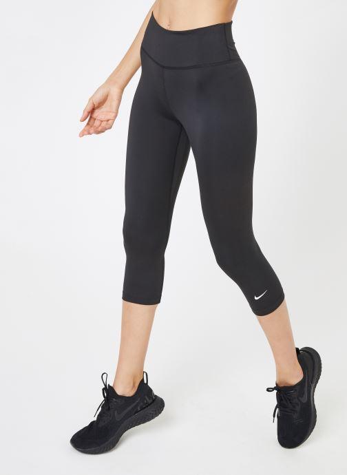 Kleding Nike W Nike All-In Capri Zwart detail