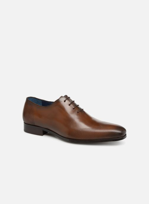 Lace-up shoes Brett & Sons Kyle Brown detailed view/ Pair view