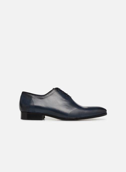 Chaussures à lacets Brett & Sons Kyle Bleu vue derrière