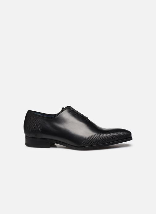 Zapatos con cordones Brett & Sons Kyle Negro vistra trasera