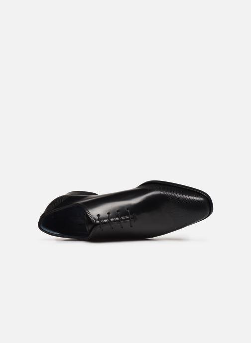 Chaussures à lacets Brett & Sons Kyle Noir vue gauche