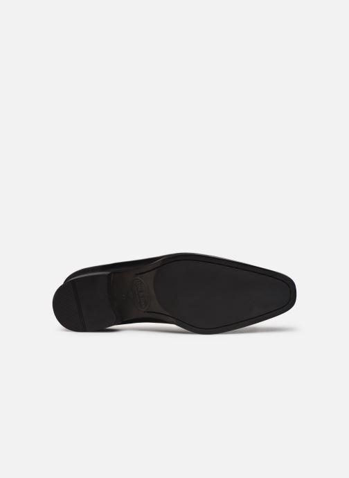 Zapatos con cordones Brett & Sons Kyle Negro vista de arriba